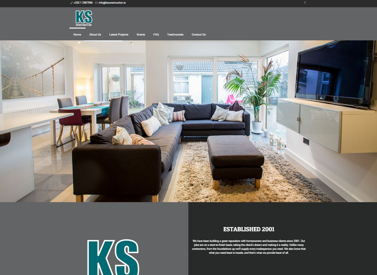 ks-construction-website